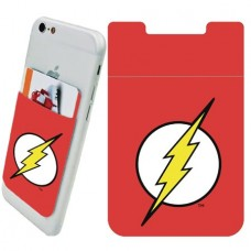 DC FLASH LOGO PHONE CARD HOLDER