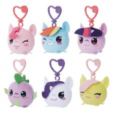 MY LITTLE PONY PLUSH CLIP-ON ASST 201801