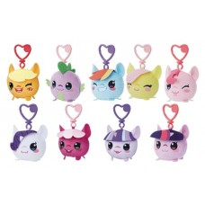 MY LITTLE PONY PLUSH CLIP-ON ASST 201802