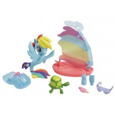 MY LITTLE PONY UNDERWATER SCENE FIG ASST 201801