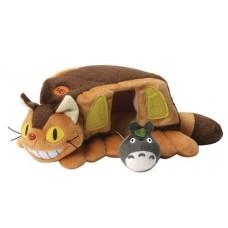 MY NEIGHBOR TOTORO CAT BUS 10IN PLUSH