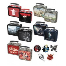BEST OF BETHESDA MINI TIN TOTE 10PC BMB DISP SER 1