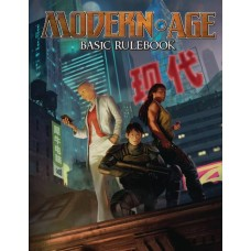 MODERN AGE RPG BASIC RULEBOOK HC