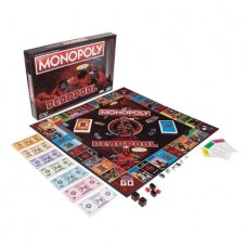 DEADPOOL MONOPOLY CS