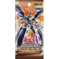 YU GI OH TCG FLAMES OF DESTRUCTION BOOSTER DIS