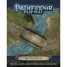 PATHFINDER FLIP MAT CLASSICS BATTLEFIELD