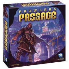 PROWLERS PASSAGE BOARD GAME