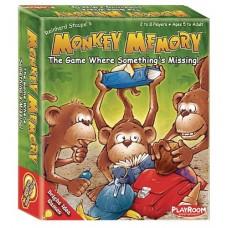 MONKEY MEMORY CARD GAME