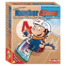 NUMBERS CHASE CARD GAME