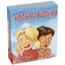 TRADING FACES CARD GAME