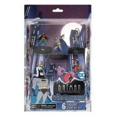 DC HEROCLIX BATMAN TAS STARTER SET