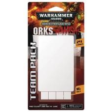 WARHAMMER 40K DICEMASTERS ORKS TEAM PACK