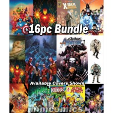 MARVEL #1'S FROM MARCH PREVIEWS 16PC BUNDLE