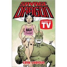 SAVAGE DRAGON AS SEEN ON TV TP (MR)