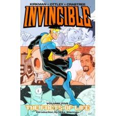 INVINCIBLE TP VOL 05 FACTS OF LIFE