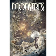 MONSTRESS #22 (MR)