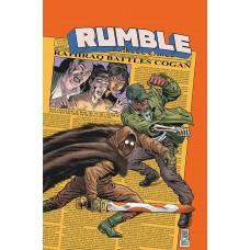 RUMBLE #12 CVR B JONES NOWLAN & STEWART (MR)