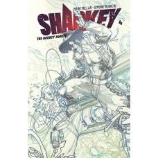 SHARKEY BOUNTY HUNTER #4 (OF 6) CVR B SKETCH BIANCHI (MR)