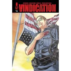 VINDICATION #4 (OF 4) (MR)