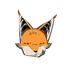 MIDDLEWEST FOX PIN