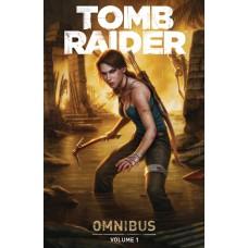TOMB RAIDER OMNIBUS TP VOL 01
