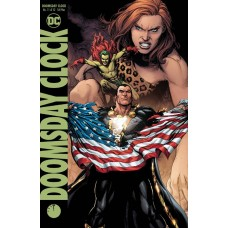 DOOMSDAY CLOCK #11 (OF 12) VARIANT