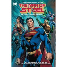 MAN OF STEEL BY BRIAN MICHAEL BENDIS TP