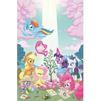 MY LITTLE PONY SPIRIT OF THE FOREST #1 (OF 3) CVR A HICKEY
