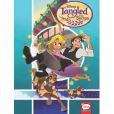 TANGLED THE SERIES ADVENTURE IS CALLING TP