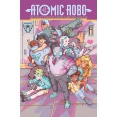 ATOMIC ROBO AND DAWN OF NEW ERA TP VOL 01