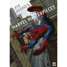 JOE JUSKO MARVEL MASTERPIECES HC