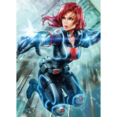 BLACK WIDOW #5 K LEE MARVEL BATTLE LINES VARIANT