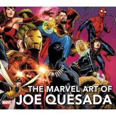 MARVEL ART OF JOE QUESADA HC NEW PRINTING