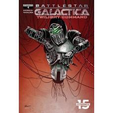 BATTLESTAR GALACTICA TWILIGHT COMMAND #4 CVR A SCHOONOVER