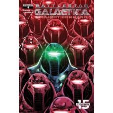 BATTLESTAR GALACTICA TWILIGHT COMMAND #4 CVR B TAMURA