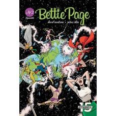 BETTIE PAGE UNBOUND #2 CVR B CHANTLER