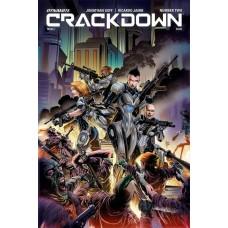 CRACKDOWN #4 CVR A JAIME