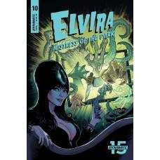 ELVIRA MISTRESS OF DARK #10 CVR B CERMAK