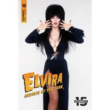 ELVIRA MISTRESS OF DARK #10 CVR D PHOTO