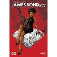 JAMES BOND 007 #7 CVR A JOHNSON