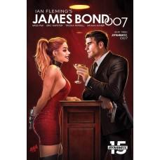 JAMES BOND 007 #7 CVR C NAKAYAMA