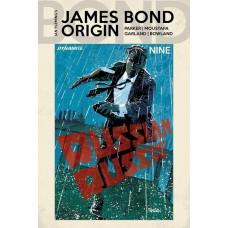 JAMES BOND ORIGIN #9 CVR A PANOSIAN