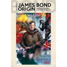 JAMES BOND ORIGIN #9 CVR B GEDEON