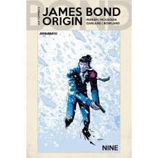 JAMES BOND ORIGIN #9 CVR C GAPSTUR