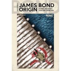 JAMES BOND ORIGIN #9 CVR D MOUSTAFA