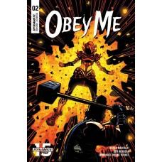 OBEY ME #2 CVR A HERRERA (MR)