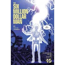 SIX MILLION DOLLAR MAN #3 CVR A WALSH