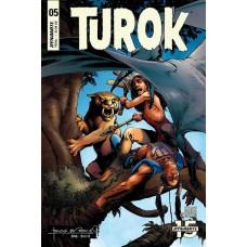 TUROK #5 CVR A MORALES