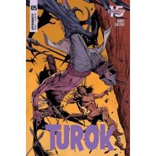 TUROK #5 CVR B GUICE