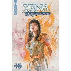 XENA WARRIOR PRINCESS #2 CVR A MACK